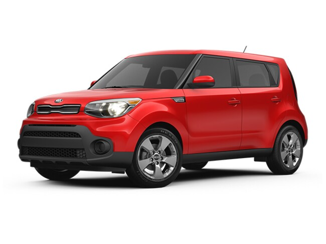 2019 Kia Soul Base Auto Hatchback