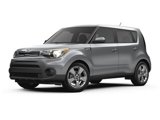 New 2019 Kia Soul Base Wagon for sale in Vallejo, CA at Momentum Kia