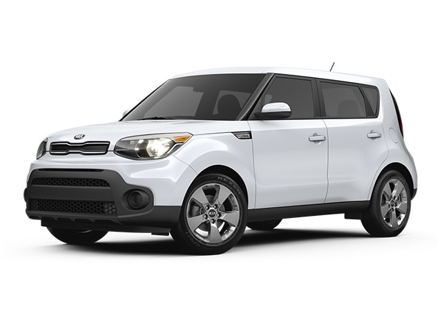 2019 Kia Soul Base Manual