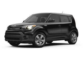 New 2019 Kia Soul Base Hatchback in American Fork, UT