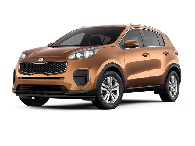 2019 Kia Sportage SUV