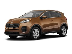 New 2019 Kia Sportage LX SUV in Las Vegas, NV