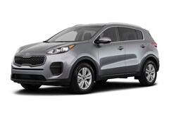 new Kia vehicle 2019 Kia Sportage LX SUV for sale near you in Perry, GA