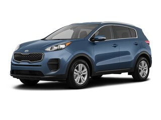 New 2019 Kia Sportage LX SUV for Sale Near Houston TX