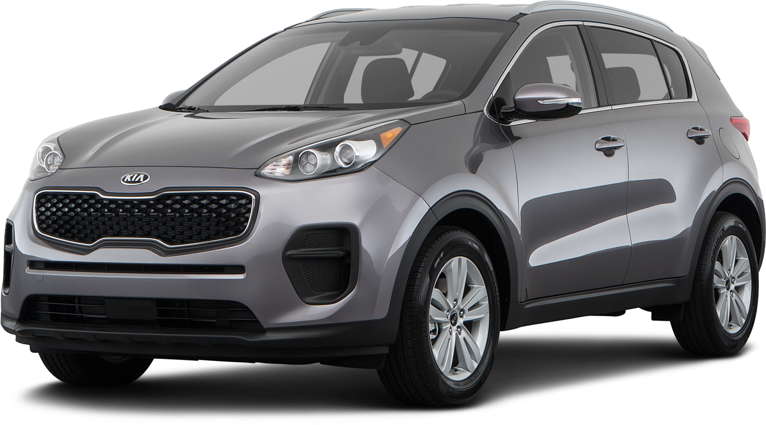 Captivating 2019 Kia Sportage SUV