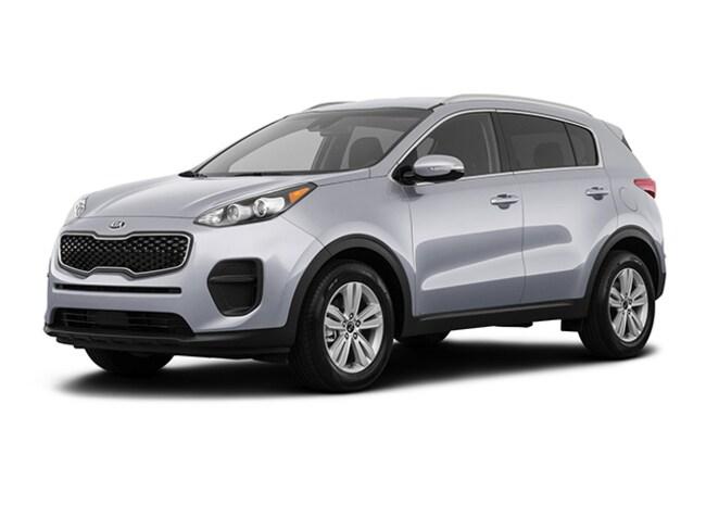 New 2019 Kia Sportage LX SUV Burlington, MA