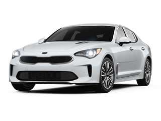 2019 Kia Stinger Sedan Snow White Pearl