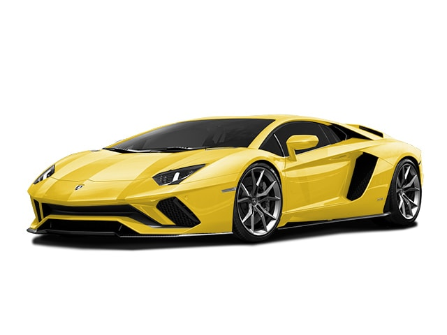 New Lamborghini Aventador Coupe For Sale In Boston