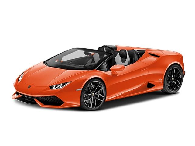 2019 Lamborghini Huracan Convertible Digital Showroom