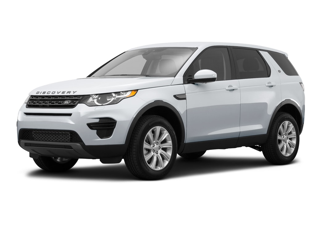 2019 Land Rover Discovery Sport SUV Yulong White Metallic