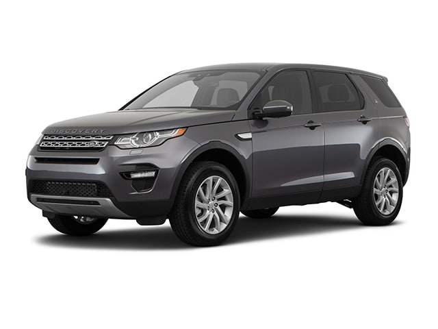 2019 Land Rover Discovery Sport 4WD Sport SUV