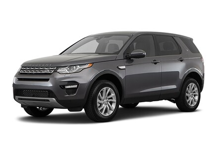2019 Land Rover Discovery Sport 4WD SUV