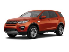 New 2019 Land Rover Discovery Sport HSE AWD HSE  SUV For Sale Boston Massachusetts