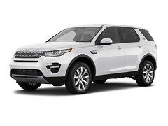 New 2019 Land Rover Discovery Sport HSE Luxury SUV For Sale Boston Massachusetts