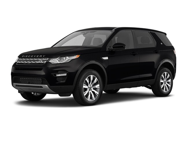 New 2019 Land Rover Discovery Sport HSE Luxury AWD HSE Luxury  SUV For Sale Near Boston Massachusetts