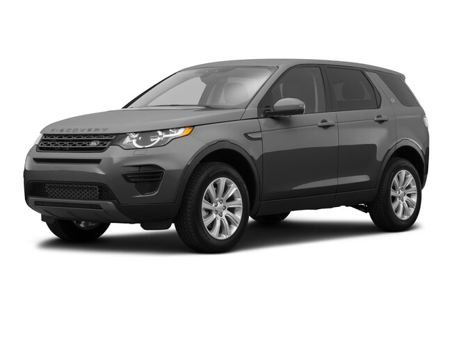 New 2019 Land Rover Discovery Sport SE Sport Utility in Thousand Oaks, CA