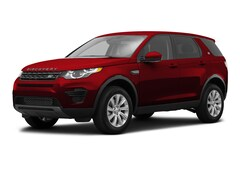 Certified Pre-Owned 2019 Land Rover Discovery Sport SE SUV for sale in Glenwood Springs, CO