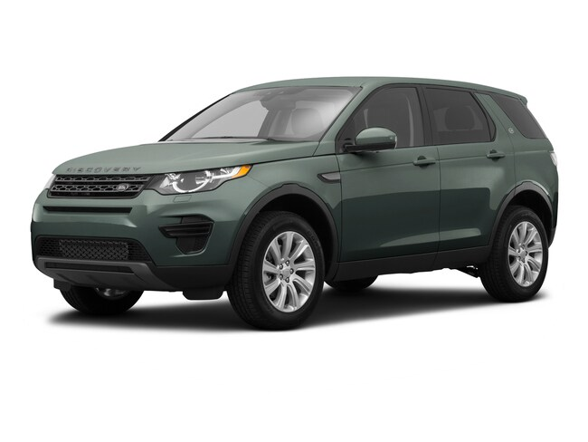 New 2019 Land Rover Discovery Sport SE SUV in Parsippany