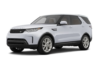 2019 Land Rover Discovery SUV Yulong White Metallic