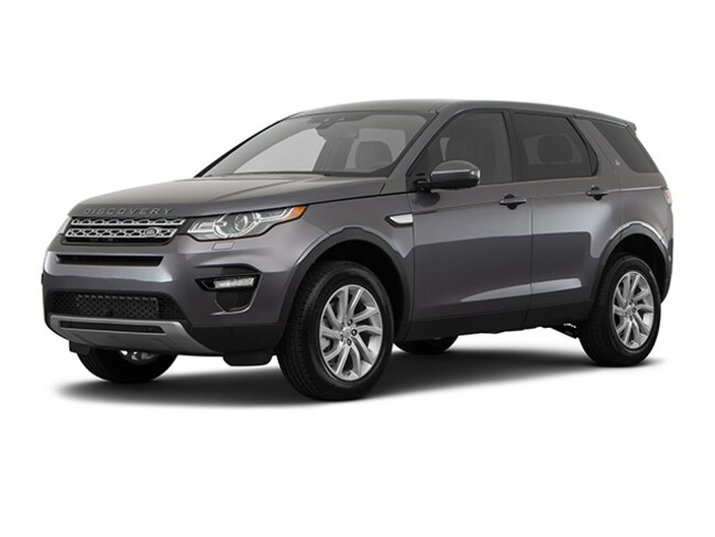 New 2019 Land Rover Discovery HSE SUV For Sale Near Boston Massachusetts