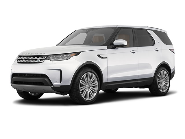 2019 Land Rover Discovery HSE Luxury V6 Supercharged SUV
