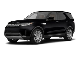 Used 2019 Land Rover Discovery HSE Luxury SUV BK2400329 for sale near Houston