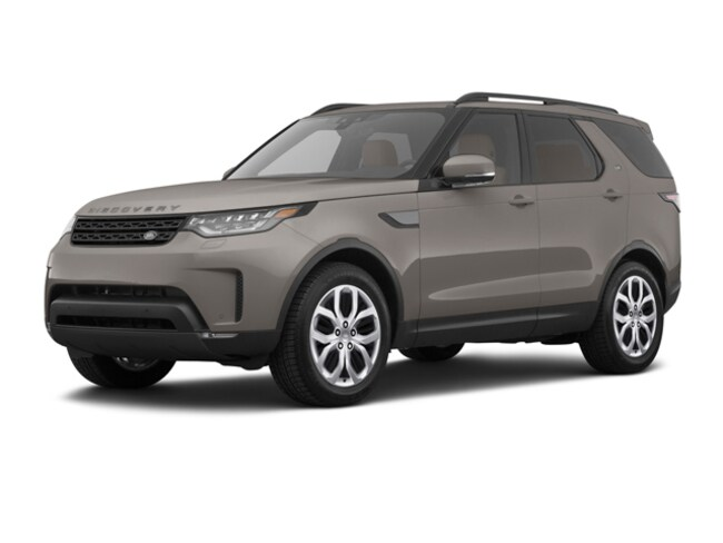 2019 Land Rover Discovery SE Sport Utility