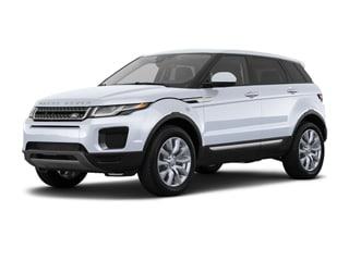 2019 Land Rover Range Rover Evoque SUV Yulong White Metallic