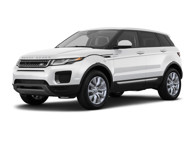 2019 Land Rover Range Rover Evoque SUV