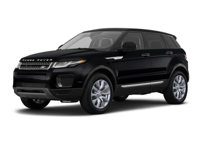 New 2019 Land Rover Range Rover Evoque SE SUV in Parsippany