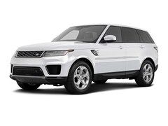 Pre-Owned 2019 Land Rover Range Rover Sport HSE Dynamic SUV JU6963 in Macomb. MI