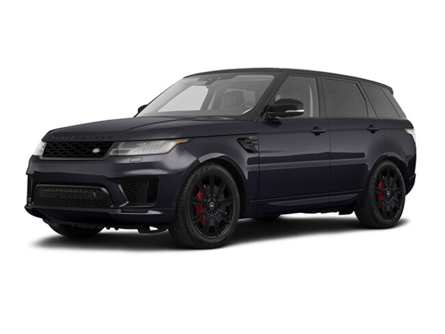 Used 2019 Land Rover Range Rover Sport HST Turbo i6 MHEV HST for Sale in Fife WA