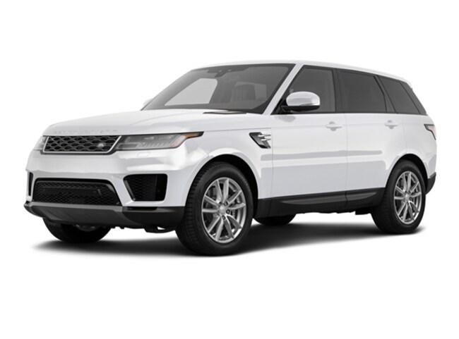 New 2019 Land Rover Range Rover Sport SE SUV in Bedford, NH