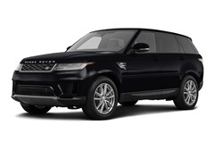 New 2019 Land Rover Range Rover Sport SUV For Sale Boston Massachusetts