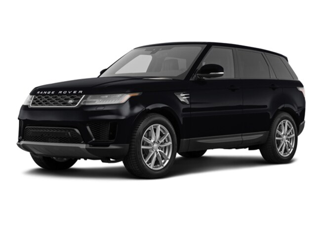 2019 Land Rover Range Rover Sport 3.0 Supercharged SE