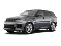 2019 Land Rover Range Rover Sport Dynamic V8 Supercharged Dynamic
