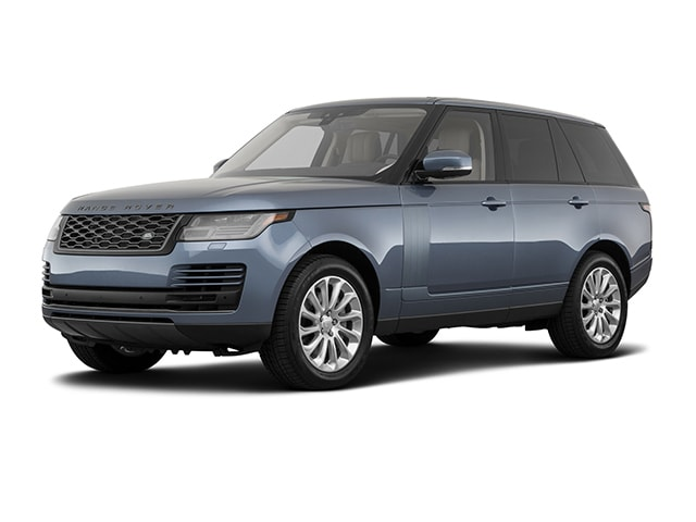 Land Rover Models >> 2019 Land Rover Range Rover Suv Digital Showroom Land Rover White