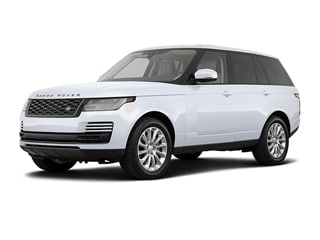 2019 Land Rover Range Rover SUV Yulong White Metallic
