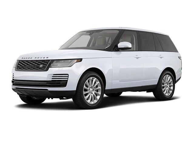 2019 Land Rover Range Rover SUV Digital Showroom | Land ...