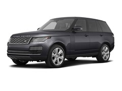 2019 Land Rover Range Rover 3.0L V6 Supercharged SUV