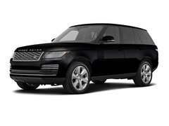 Certified 2019 Land Rover Range Rover Base SUV in Southampton, NY