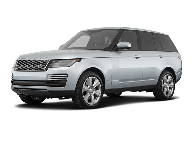 New 2019 Land Rover Range Rover Supercharged Sport Utility for sale in Thousand Oaks CA