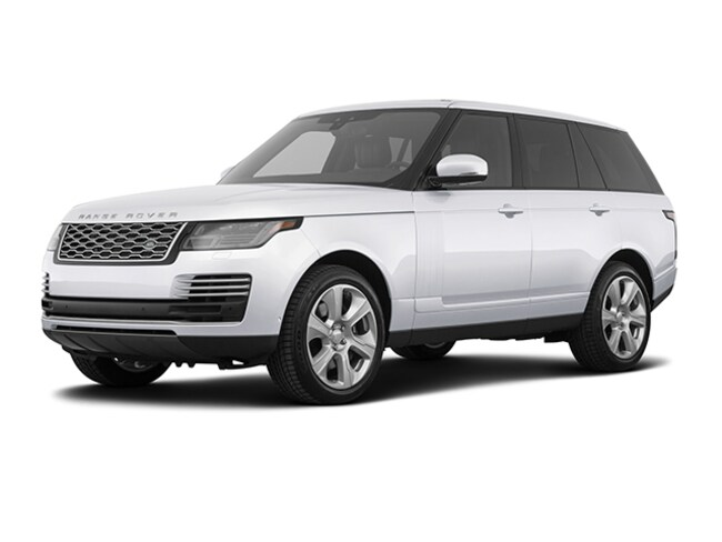 2019 Land Rover Range Rover V8 Supercharged LWB SUV