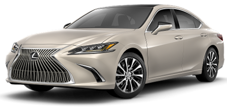 2019 Lexus ES 350 Sedan Luxury