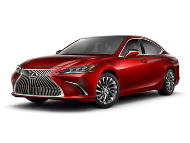 2019 LEXUS ES 350 Ultra Luxury Sedan