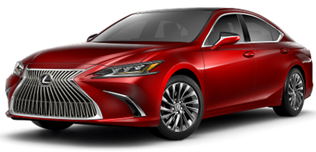 2019 Lexus ES 350 Sedan Ultra Luxury