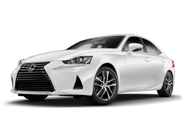2019 LEXUS IS 300 IS 300 F SPORT RWD