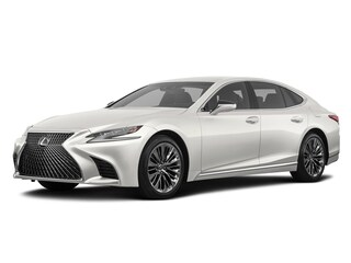 New 2019 LEXUS LS 500 Sedan in Beverly Hills, CA