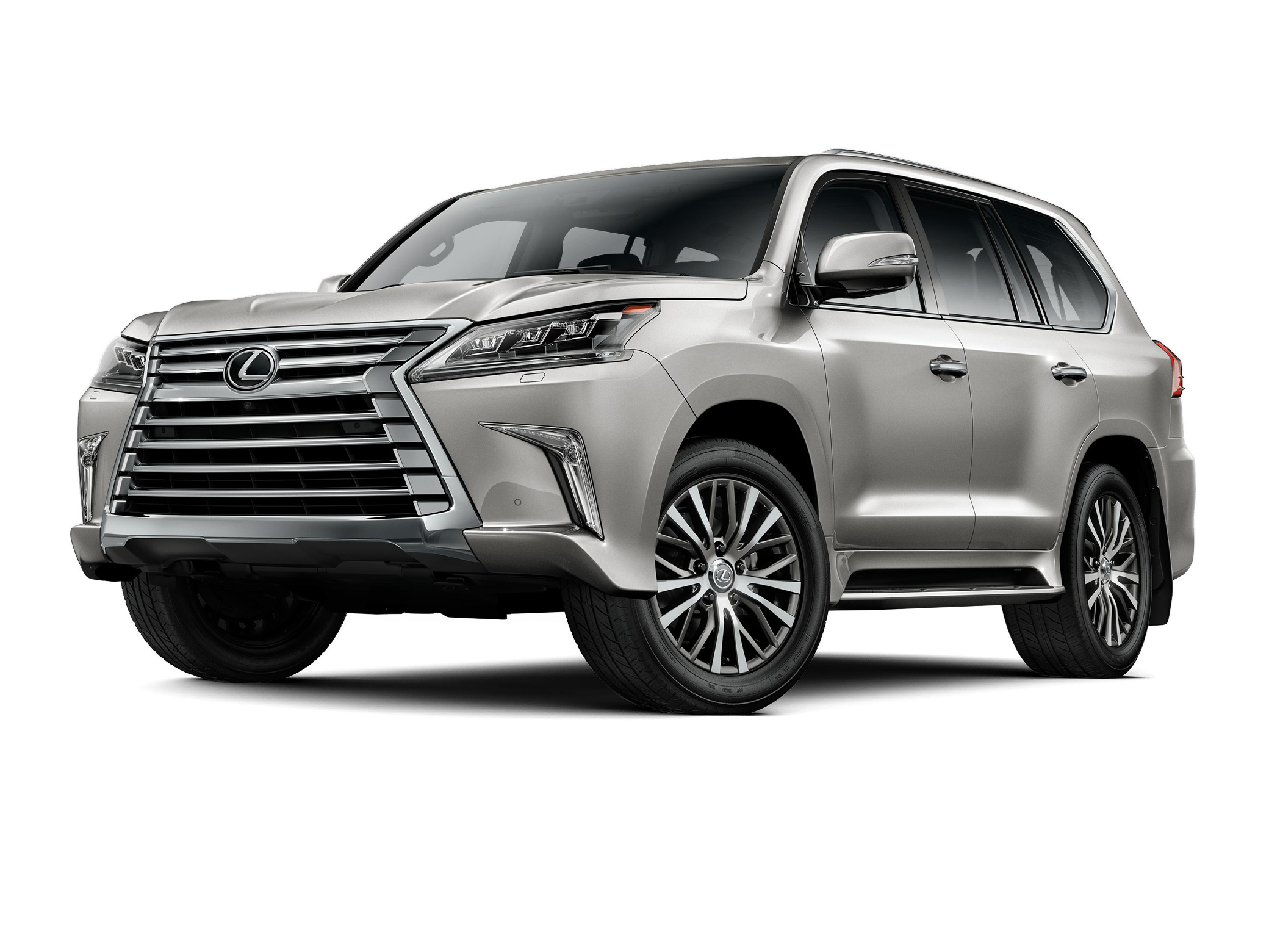 2019 Lexus Lx 570 Incentives Specials Offers In Riverside Ca