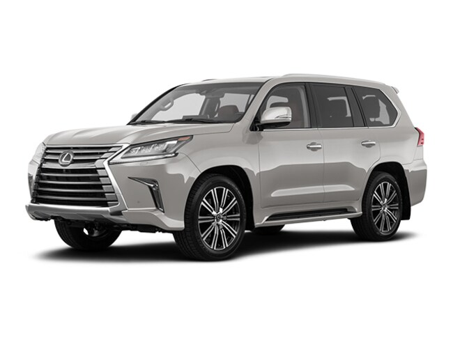 New 2019 LEXUS LX 570 TWO-ROW 570 SUV for sale in Tulsa, OK